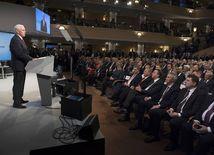 Mike Pence, mníchovská konferencia, konferencia