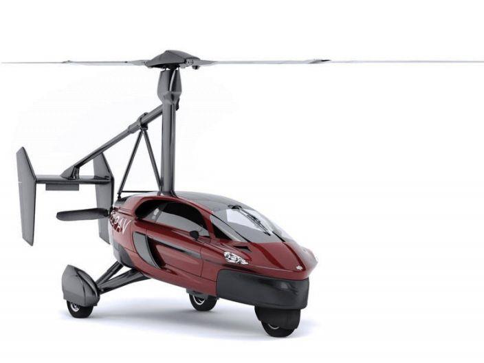 PAL-V Liberty využíva princíp vírnika. Má teda veľký rotor, ktorý roztáča prúdenie vzduchu, a zadnú tlačnú vrtuľu.