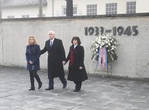 Mike Pence, Dachau