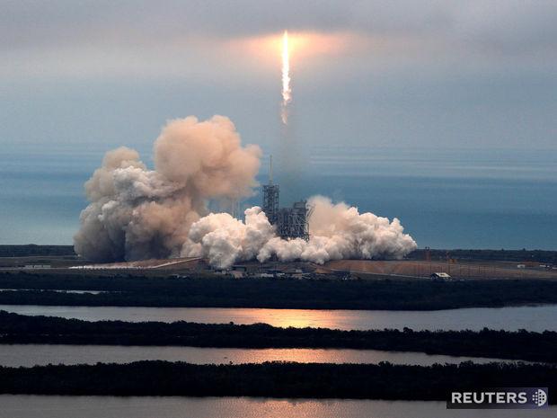 Spacex, falco 9, mys canaveral, raketa