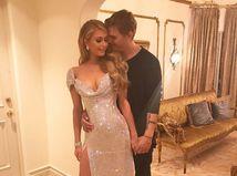 Boháčka Paris Hilton a jej nový priateľ Chris Zylka.