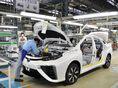 Toyota Prius - výroba