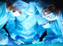 chirurgia, chorurg, operácia