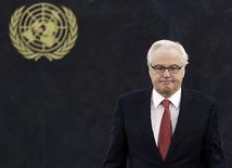 OSN, Vitalij Čurkin