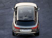Range Rover Velar: Nové SUV sa postaví medzi Evoque a RR Sport