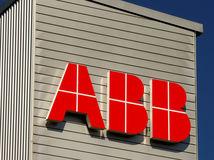 ABB, logo, firma, spoločnosť