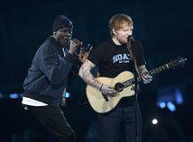 Brit Awards Ed Sheeran Stormzy