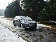 Ford - systém varovania pred dierami na ceste