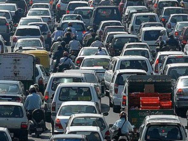 TomTom Traffic Index - 2016