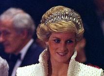 výstava šiat - princezná Diana