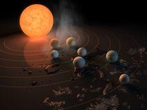hviezdy, vesmír, planéty, planéta, slnečná sústava,