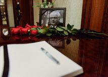 kondolenčná kniha, Vitalij Čurkin, kondolencia, OSN