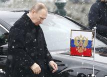 Putin: V Sýrii proti nám stoja tisícky Rusov
