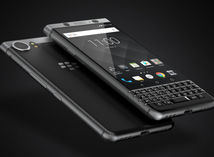 BlackBerry, KEYone, smartfón