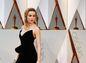 Herečka Brie Larson v kreácii Oscar de la Renta.