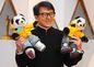 Herec Jackie Chan priletel z Číny na vyhlásenie cien Oscarov.