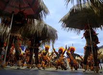 karneval, Rio, samba, Brazília
