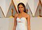 Herečka Naomie Harris v kreácii Calvin Klein By Appointment.