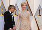 Herečka Nicole Kidman prišla s manželom Keithom Urbanom. V kreácii Armani Privé.