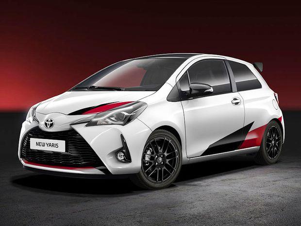 Toyota Yaris GRMN - 2017
