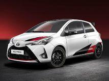 Toyota Yaris GRMN. Paráda, malý hothatch bude japonský Lotusu!