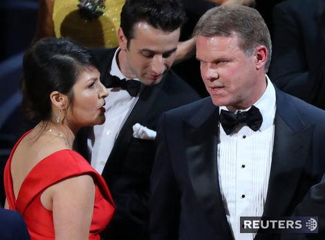Už našli vinníka, ktorý spôsobil fatálny omyl na Oscaroch