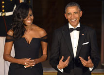 Barack Obama, Michelle Obama, Obamovci