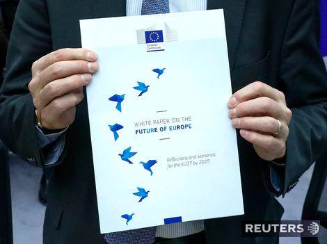 Juncker nevylúčil možnosť premeny EÚ na zónu voľného obchodu