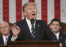 Trump: Zameriame sa na rekonštrukciu vlasti, nie zámoria