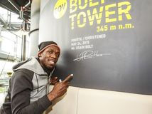 Bolt Tower, Ostrava, Usain Bolt,