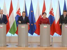Orbán, V4, Vyšehradská štvorka, Sobotka, Fico, Szydlová