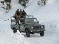 Vojaci v pakistanskom lyžiarskom stredisku.