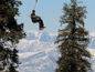 Lanovka v pakistanskom lyžiarskom stredisku Malam Džabba.