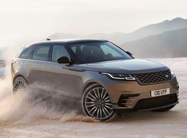 Range Rover Velar je tak trochu technologickým súrodencom Jaguaru F-Pace, no ide ešte ďalej. Vo vrcholovej verzii môže mať napríklad laserové svetlá. A plne autonómny je aj dizajn.
