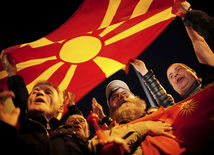 Macedónsko, Skopje, Nikola Gruevský