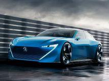 Peugeot Instinct Concept - 2017