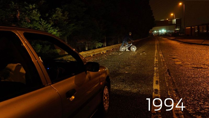 Ford - vývoj automobilových svetiel