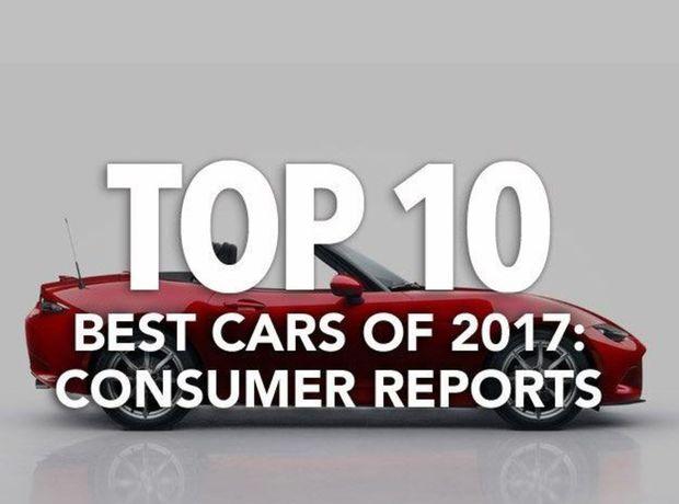 Consumer Reports - 2017