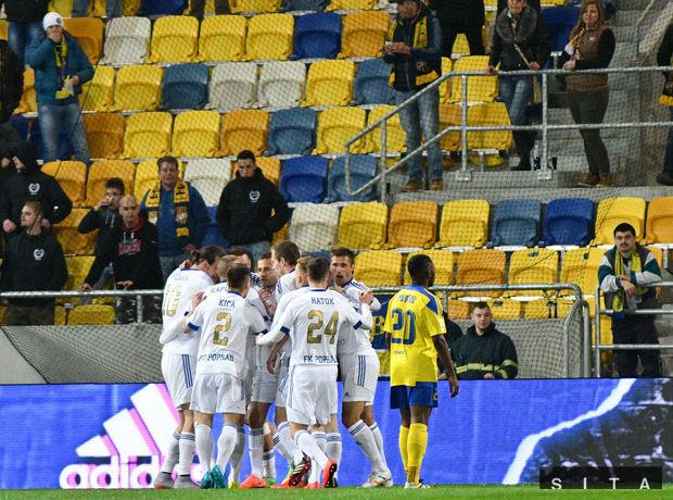 FK Poprad, futbal, radosť