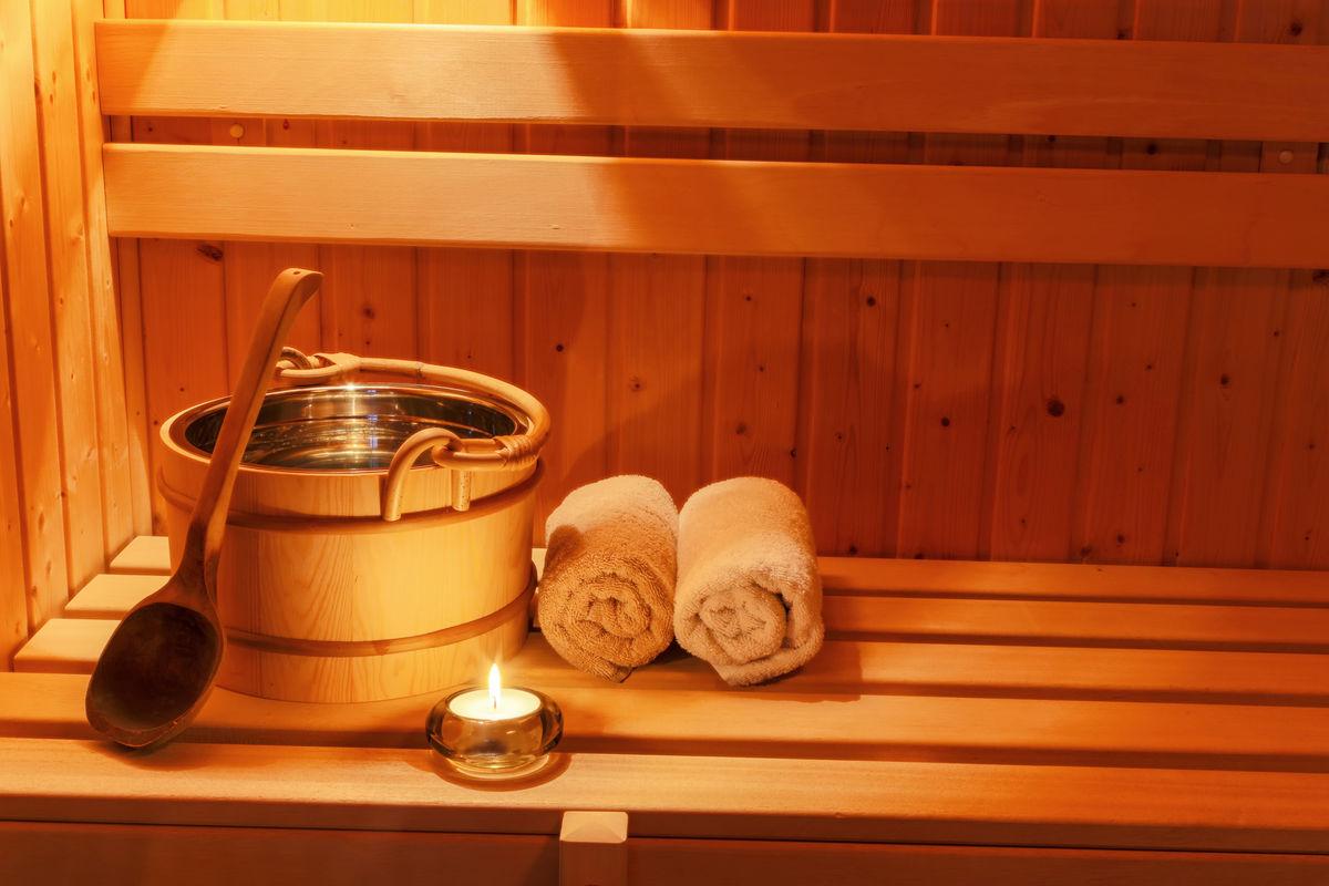 Odborníci odporúčajú návštevu sauny každých sedem dní.