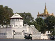 Thajsko, Bangkok, Pom Mahakan, pevnosť