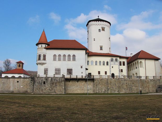 Budatínsky hrad,