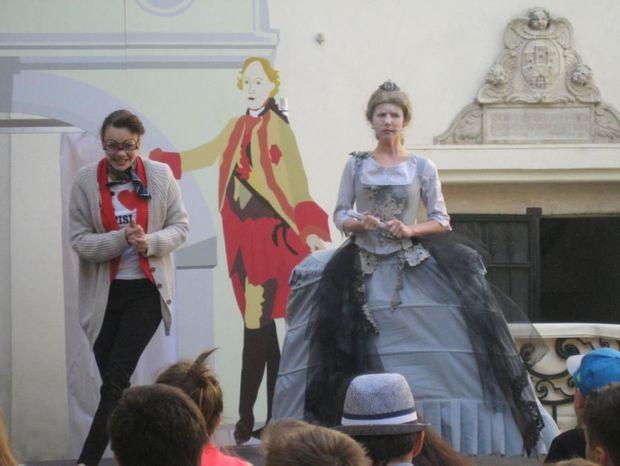 Za vlády Márie Terézie bola Bratislava sídlom kráľovského dvora a jej tvár sa výrazne zmenila.