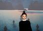 Herečka Tian Jing.