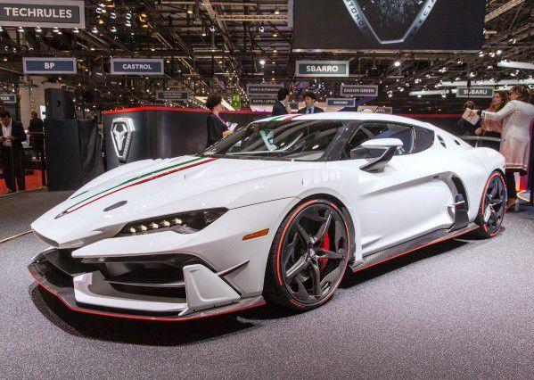 Italdesign Automobili Speciale