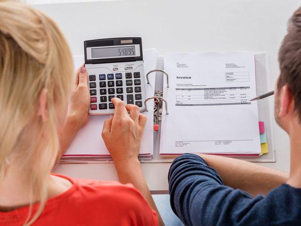 priznanie, daňové, dane, odvody, peniaze, kalkulačka