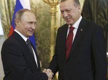 Rusko, turecko, erdogan, putin