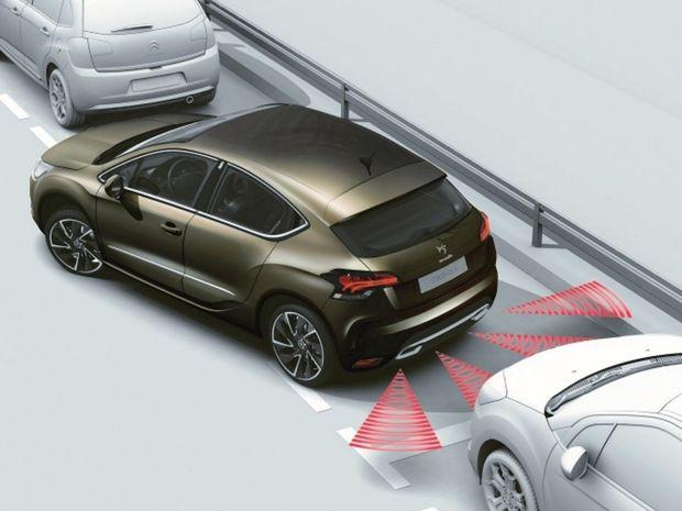 Ak reagujú senzory príliš skoro, môžu vytvoriť dojem, že parkovacie miesto je malé a od manévru vás odradia.