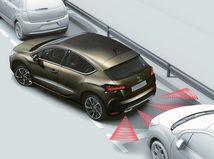 Parkovacie senzory