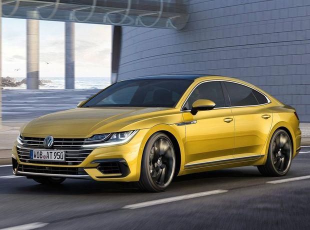 Nový Arteon zaujme pozíciu vlajkovej lode Volkswagenu v Európe a v ponuke zastúpi VW CC. Aj preto dostal podobu fastbacku s bezrámovou konštrukciou okien a so splývajúcou siluetou.